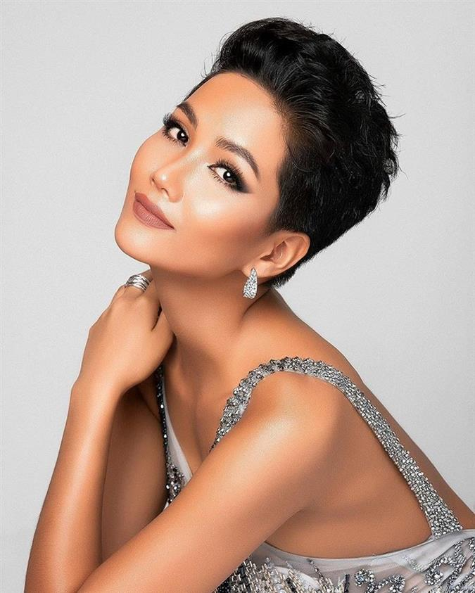 Miss Universe Vietnam 2018 H'Hen Niê: The unconventional beauty