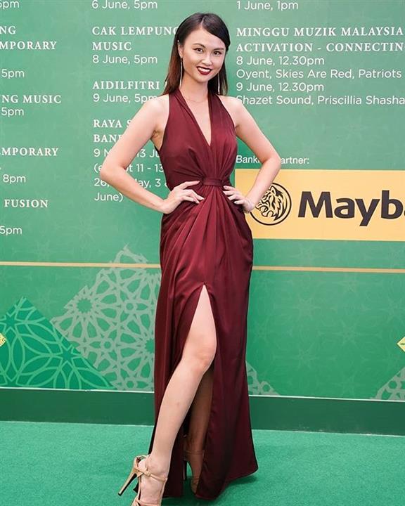 Adelina Chan Yin Ling (Adelina) from Penang