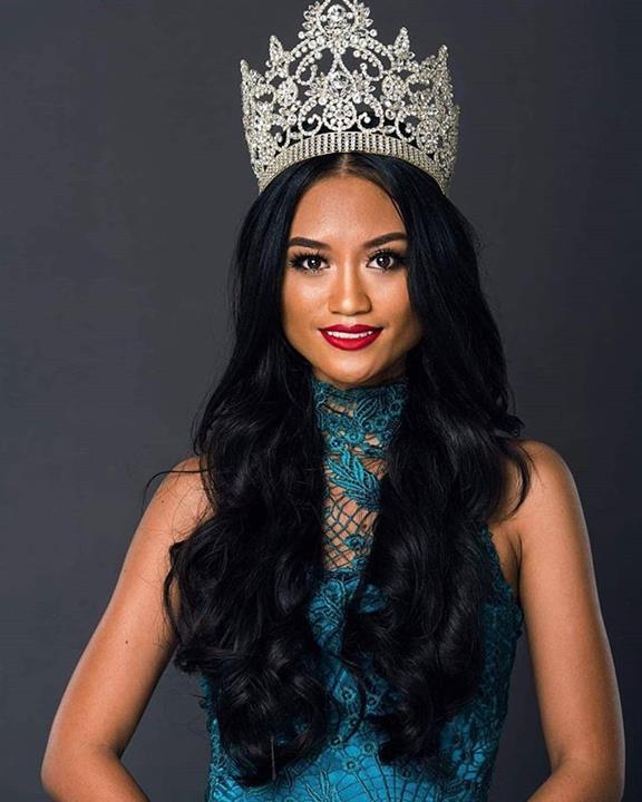 Meet Sri-Dewi Martomamat Miss Supranational Suriname 2019 for Miss Supranational 2019