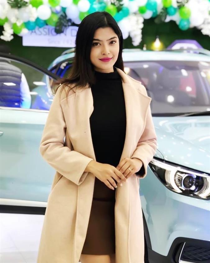 Miss Nepal 2020 Wishlist: Sagarika Shrestha