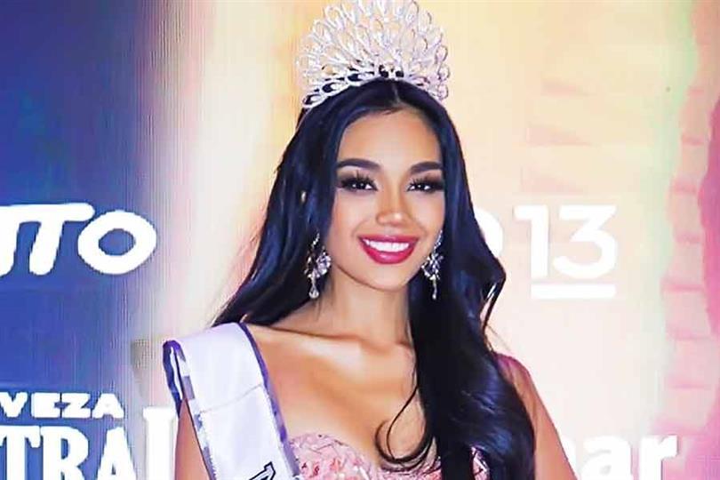 Geraldine Gonzalez crowned Miss Universe Chile 2019