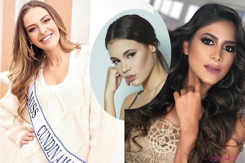 Miss Mundo Colombia 2018 Meet the Contestants