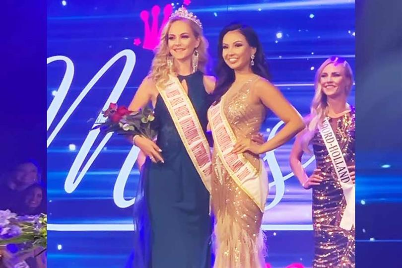 Caro Boonen crowned Miss Asia Pacific Netherlands 2019