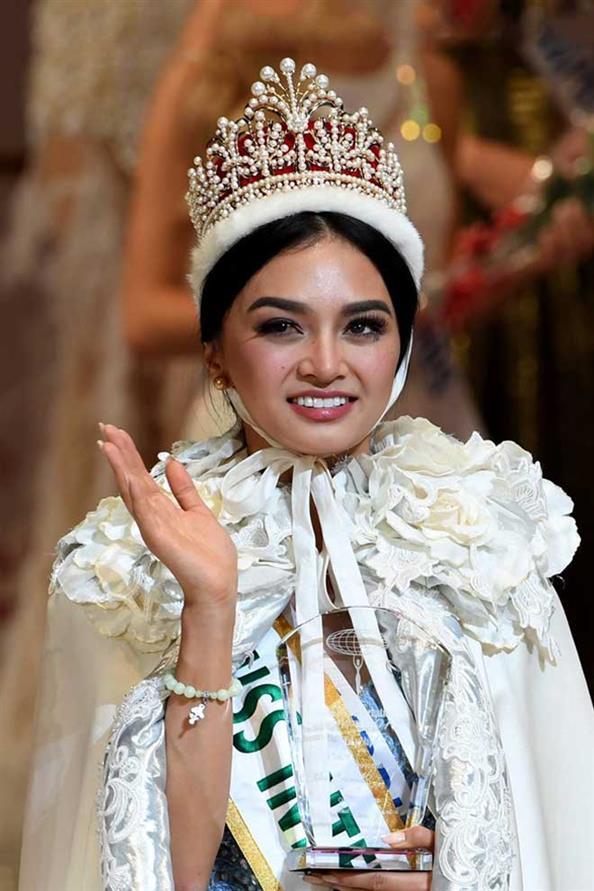 Kylie Verzosa Miss International 2016
