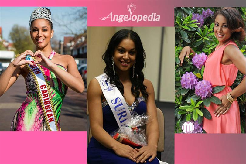 Miss Suriname Supranational 2014 Rannathielle Bitorina