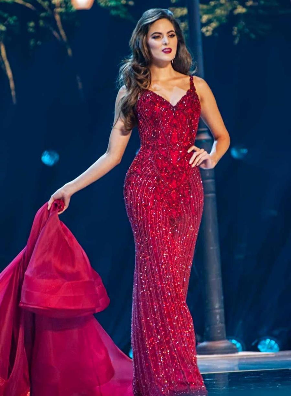 Miss Universe Mexico 2019 Sofía Aragón