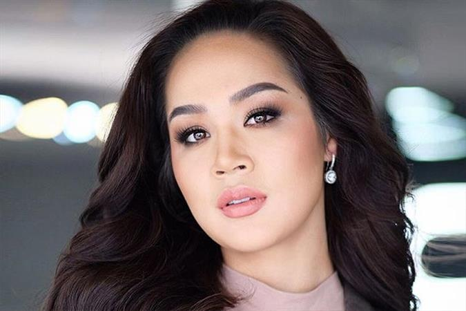 Tharina Botes Finalist Miss Grand Thailand 2019