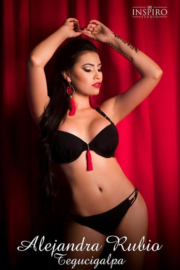 Miss World Honduras 2018 Top 5 Hot Picks of Swimsuit Photos