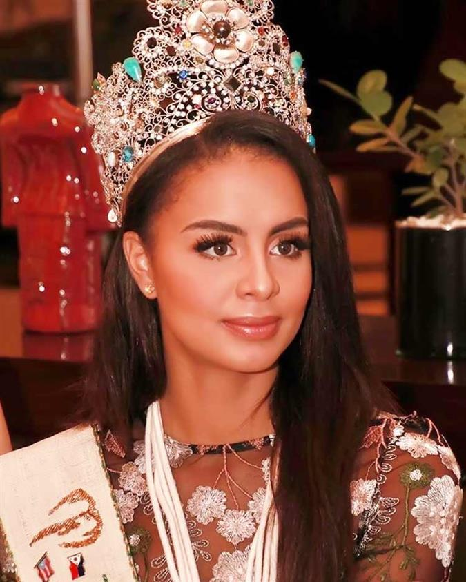 Know more about Miss Earth 2019 Nellys Pimentel and her advocacy