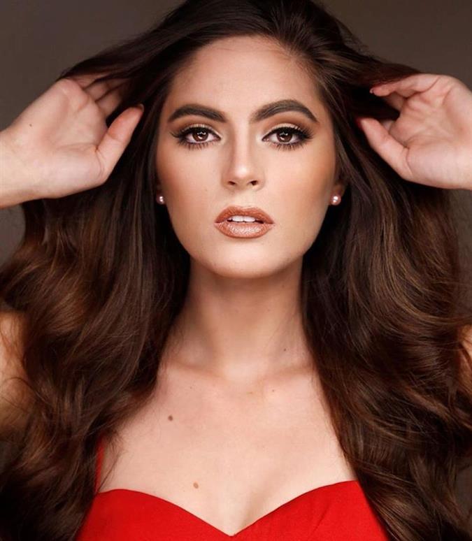 Meet Sofía Aragón Mexicana Universal Jalisco 2018 for Mexicana Universal 2019