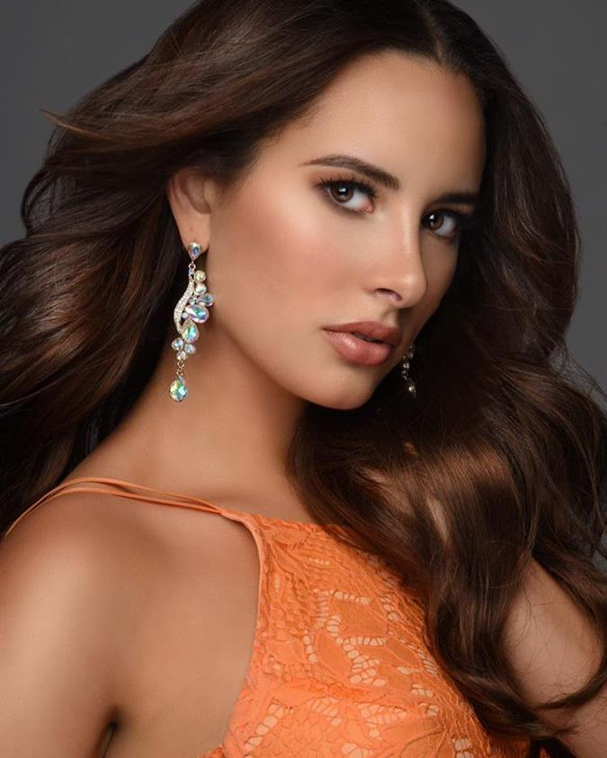 Andrea Piecuch crowned Miss Universe U.S. Virgin Islands 2019