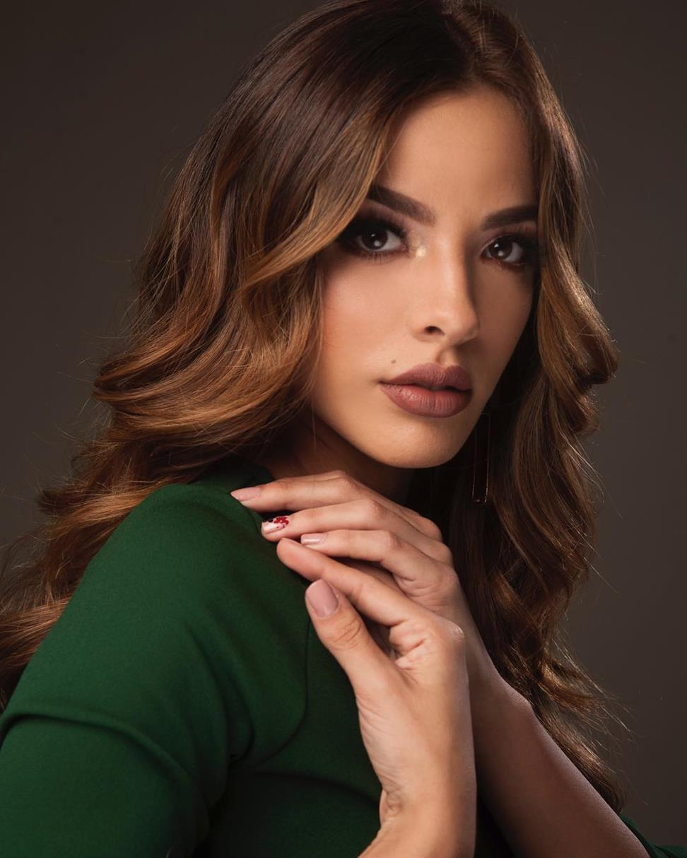 Meet Lucía Rivera Mexicana Universal Tamaulipas 2018 for Mexicana Universal 2019
