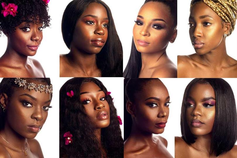 Miss World Barbados 2019 Meet the Delegates