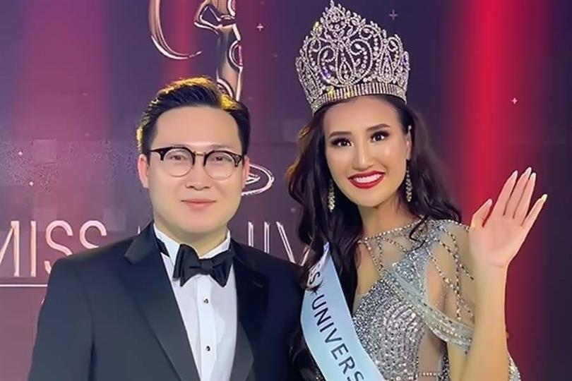 Image result for miss universe mongolia 2019