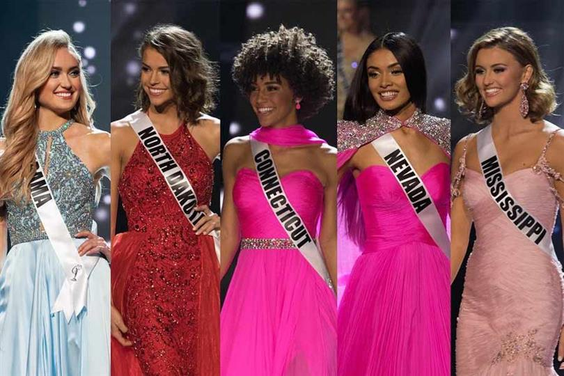 Miss Teen USA 2019 Top 5 Question and Answer Round