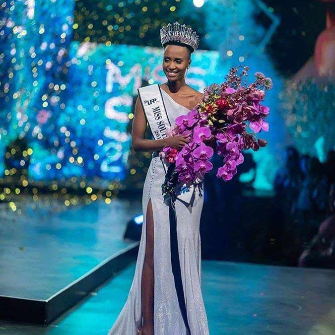 Interesting Facts about Zozibini Tunzi Miss South Africa 2019