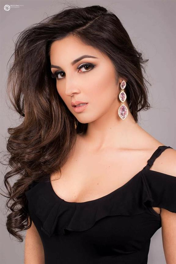Maria Catalina Flores Vargas appointed Miss Grand Chile 201