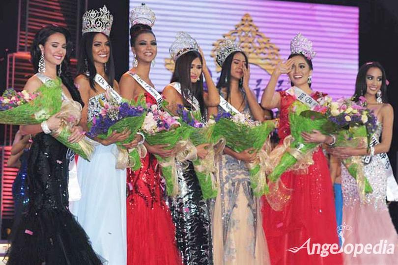 Binibining Pilipinas 2015 winners