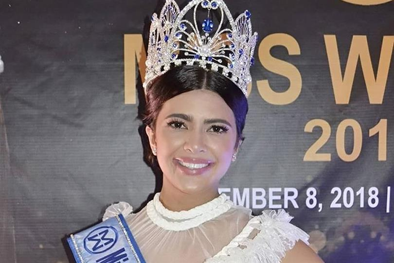 Miss World Philippines 2018 Katarina Rodriguez arrives in China for Miss World 2018