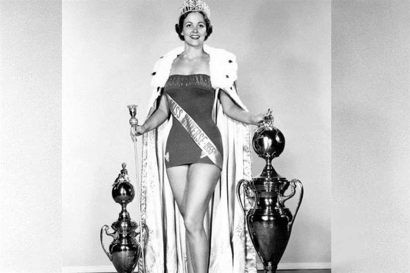 Miss Universe 1954 Miriam Stevenson