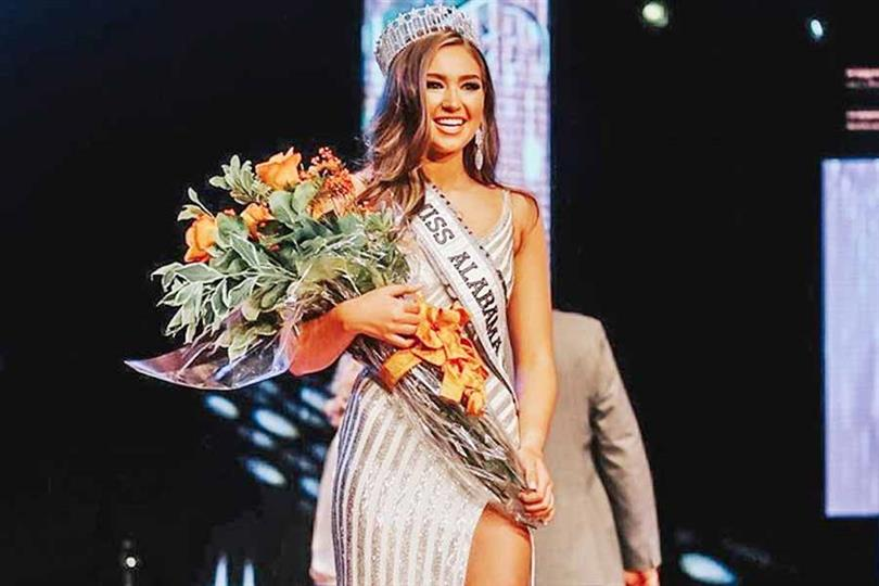Meet Kelly Hutchinson Miss Alabama USA 2020 for Miss USA 2020