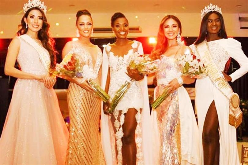 Miss Global 2019 Evening Gown Competition Winners
