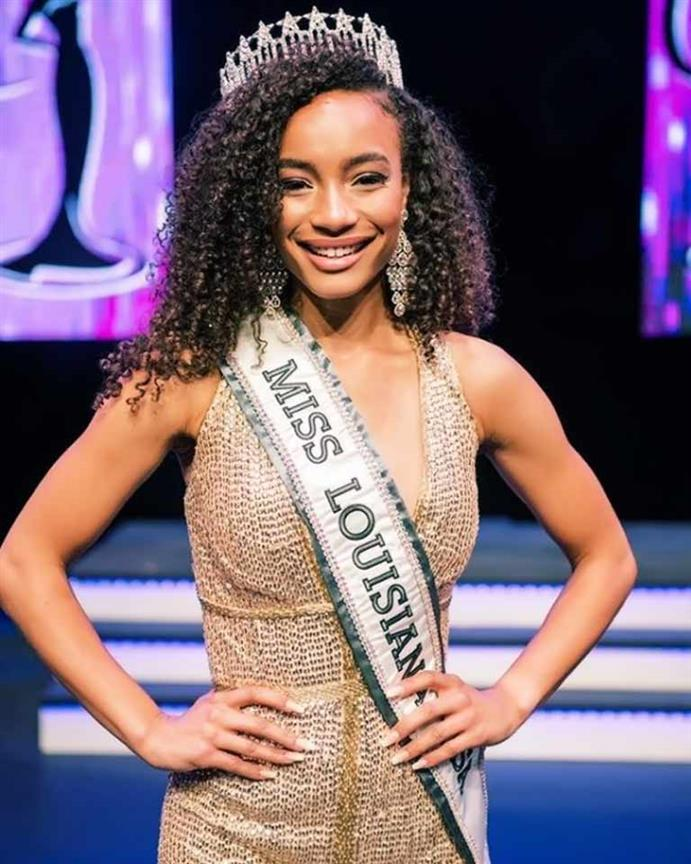 Meet Mariah Clayton Miss Louisiana USA 2020 for Miss USA 2020