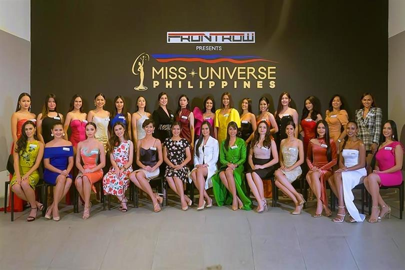 Filipina pageant veterans grace the final screening of Miss Universe Philippines 2020