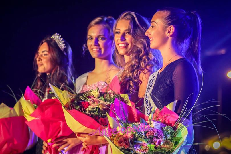 Eva Colas crowned Miss World France 2018 for Miss World 2018