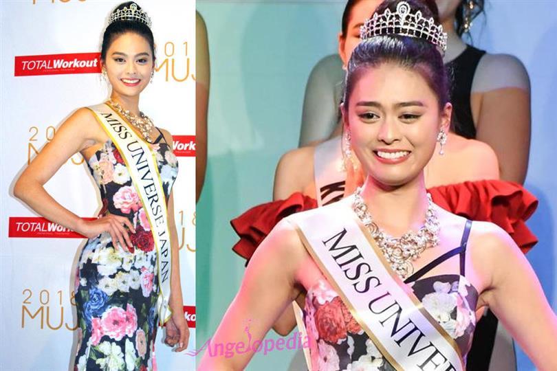 Yuumi Kato crowned Miss Universe Japan 2018