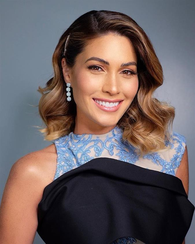 Venezuela's Miss Universe Gabriela Isler is back in Philippines