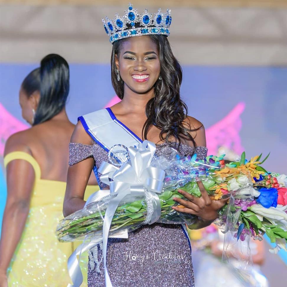 Kadijah Robinson crowned Miss Jamaica World 2018