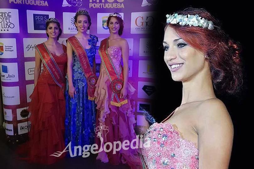 Priscila Alves to represent Portugal at Miss Supranational 2017