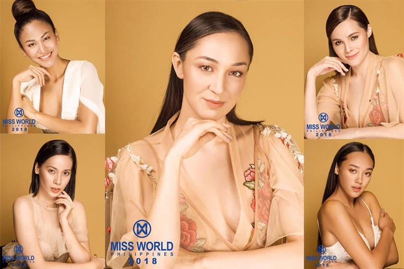 Miss World Philippines 2018 Press Presentation