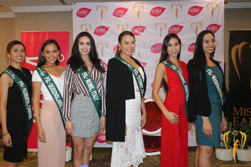 Miss Philippines Earth 2018 Full Results Live Update