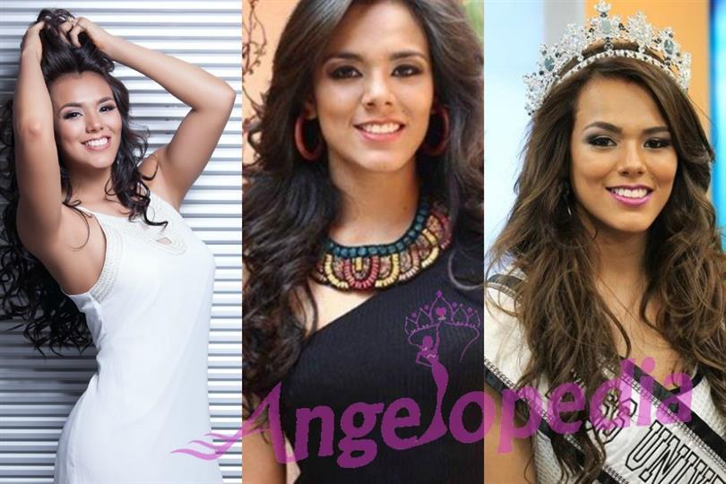 Virginia Argueta of Guatemala wishing for the Miss Universe 2016 title
