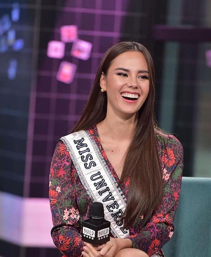 Beauty pageants, communities, passions and more on Catriona Gray's Day 2 of USA Media Tour