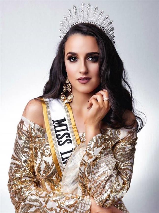 Mikaela-Rose Fowler Miss Intercontinental Australia 2018, our favourite for Miss Intercontinental 2018
