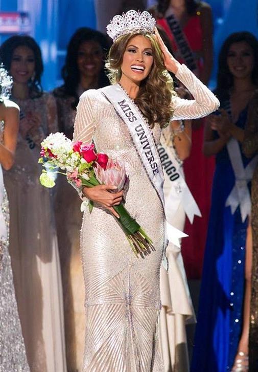 Gabriela Isler from Venezuela was crowned Miss Universe 2013