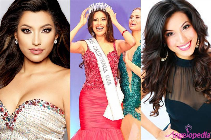 Miss California USA 2015 Natasha Martinez