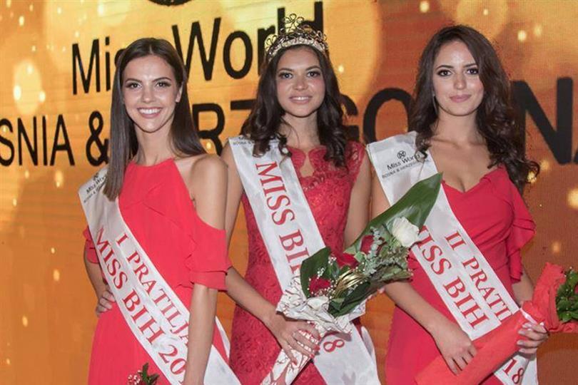 Miss World Bosnia and Herzegovina 2018 Andela Paleksic
