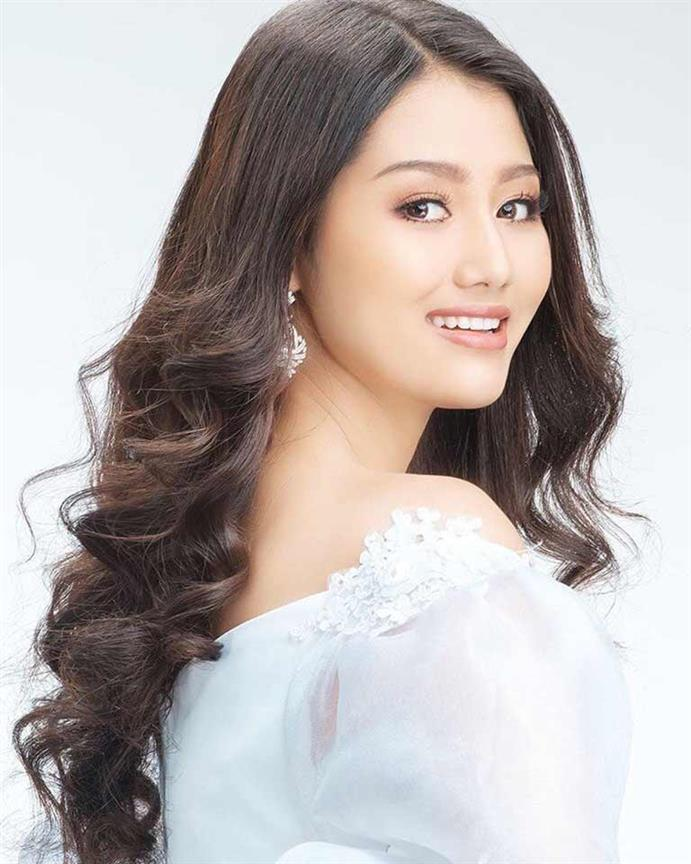 Swe Zin Htet emerging as a potential winner of Miss Universe Myanmar 2019?