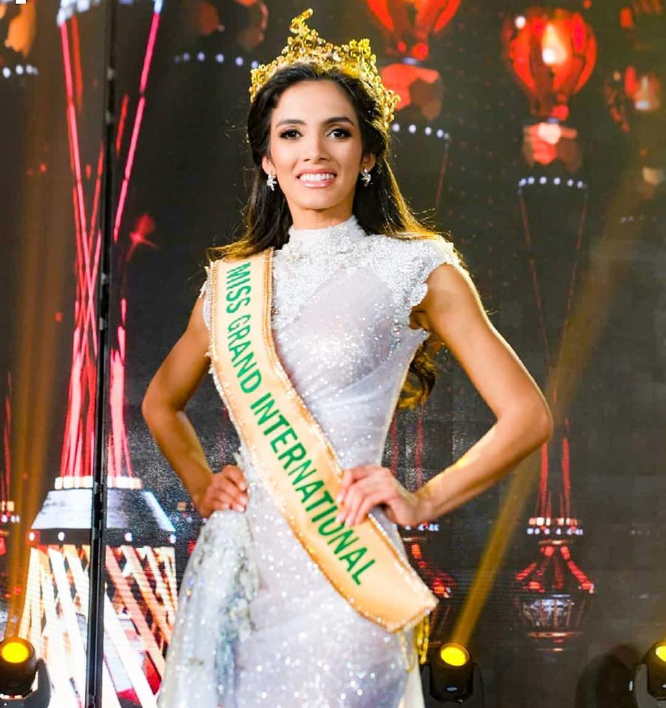 The Fall and Rise of Miss Grand International 2018 Clara Sosa