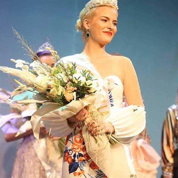 Rafaela Plastira to represent Greece at Miss World 2019