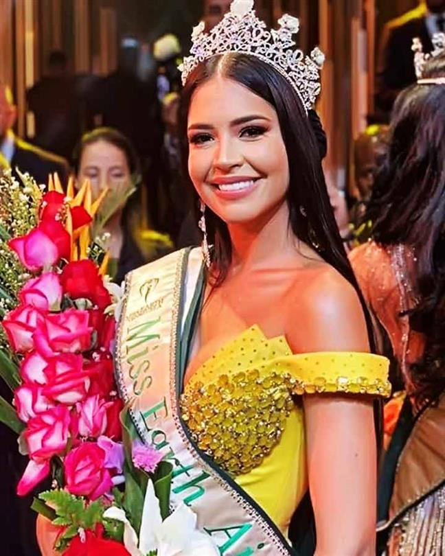 Michell Castallanos crowned Miss Earth Venezuela 2019
