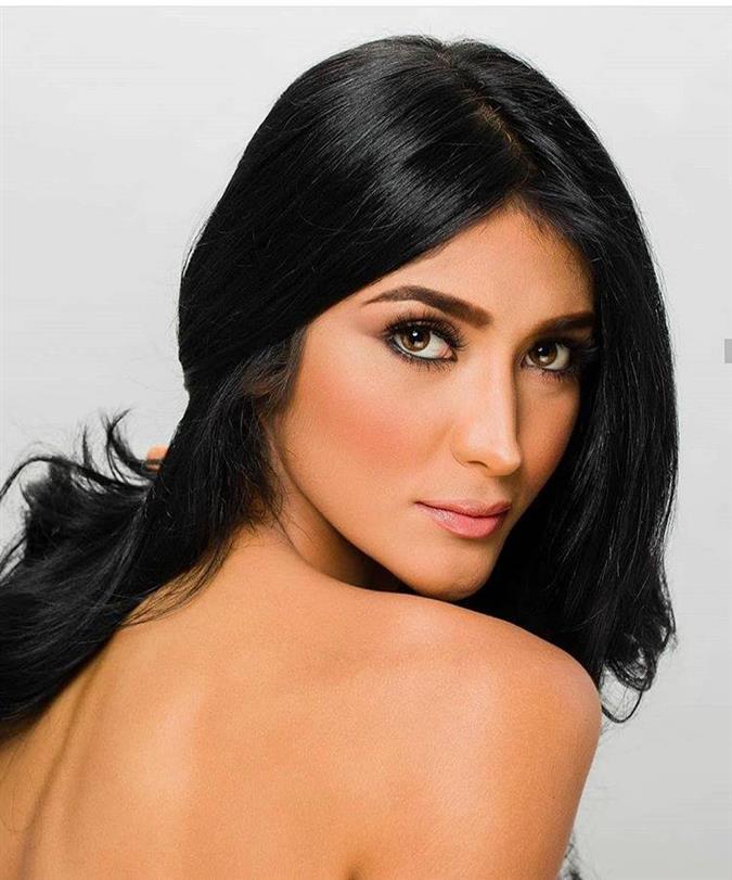 Danna García crowned Miss Aruba 2019