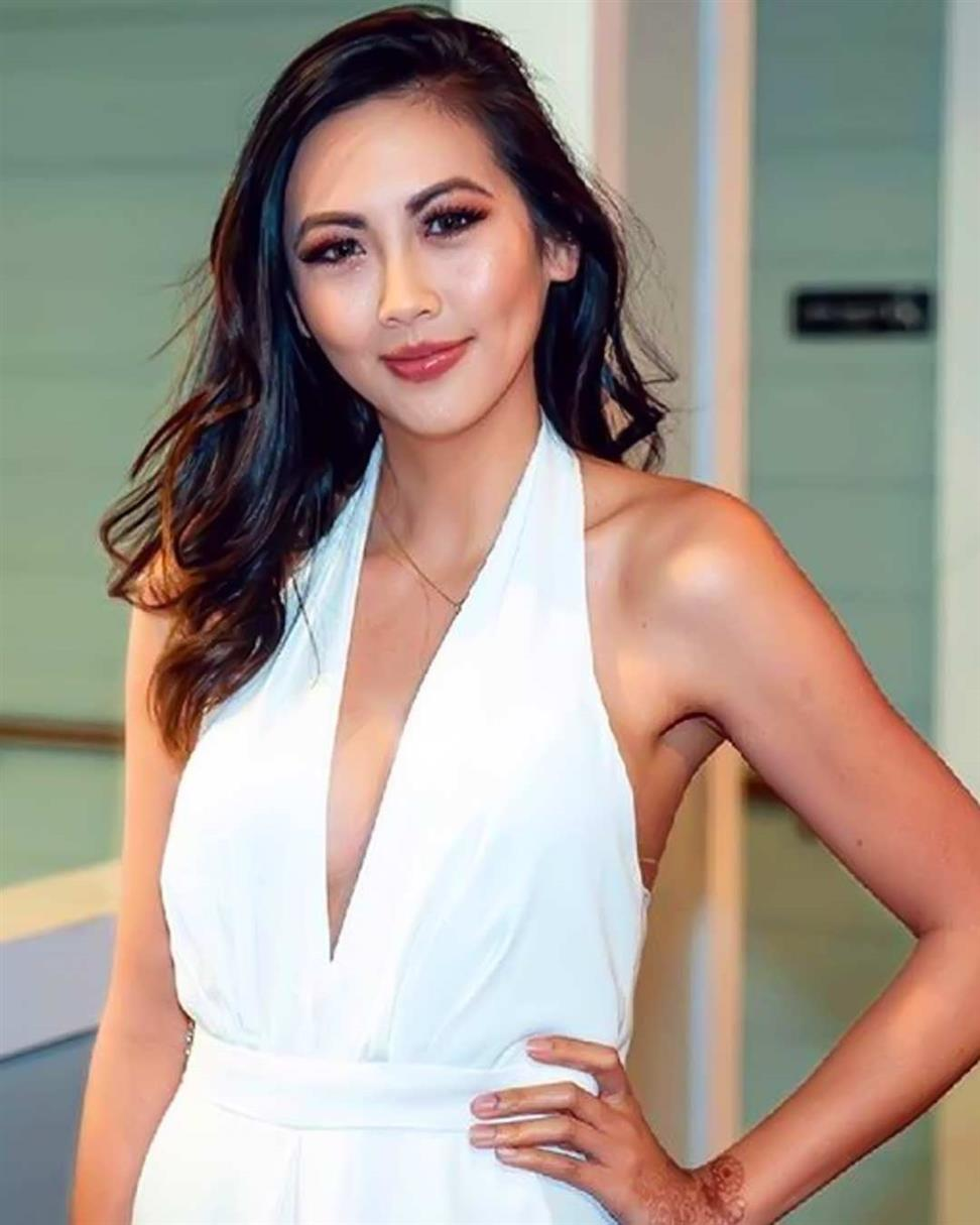 Miss Universe Philippines 2020 Wishlist- Trisha Bantigue