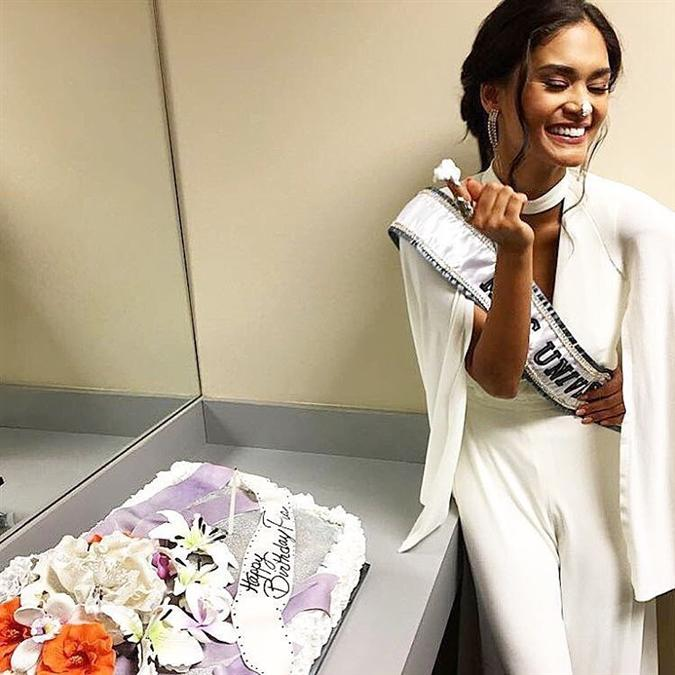 Miss Universe 2015 Pia Wurtzbach's Pre Birthday Celebration