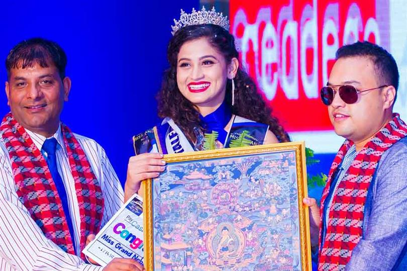 Pretty Poudel to represent Nepal in Miss Tourism International 2019