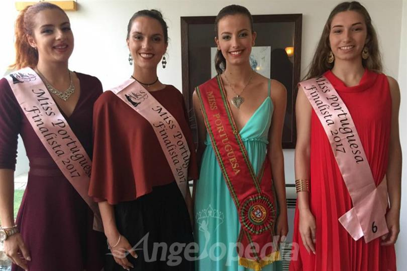 Miss Portuguesa 2017 Sports Challenge Finalists